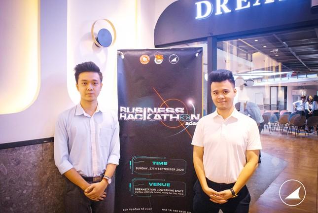 Tìm ra chủ nhân giải thưởng lớn cuộc thi Hackathon kinh doanh đầu tiên tại Việt Nam ảnh 1