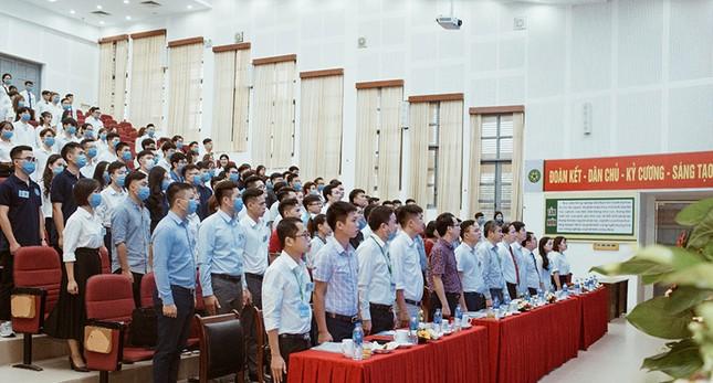 Học viện Nông nghiệp Việt Nam có Chủ tịch Hội Sinh viên khóa mới ảnh 3