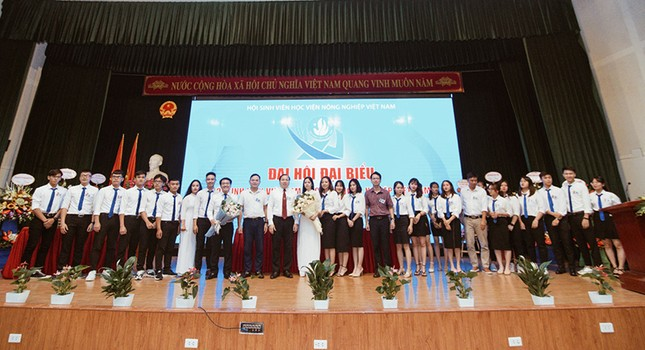 Học viện Nông nghiệp Việt Nam có Chủ tịch Hội Sinh viên khóa mới ảnh 2