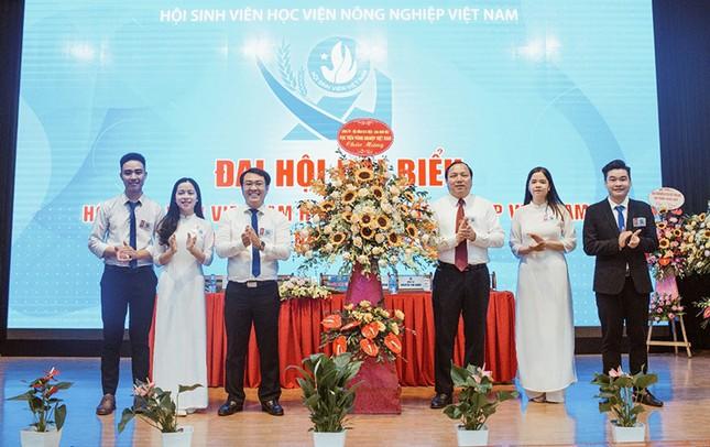 Học viện Nông nghiệp Việt Nam có Chủ tịch Hội Sinh viên khóa mới ảnh 1