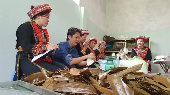Khởi nghiệp từ sản phẩm truyền thống để bảo vệ văn hóa của người Dao ảnh 2