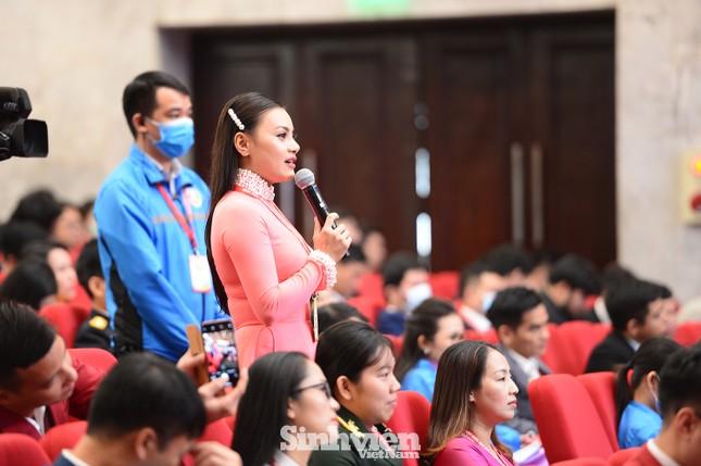 Tài năng trẻ quyết tâm chung sức xây dựng đất nước ảnh 2