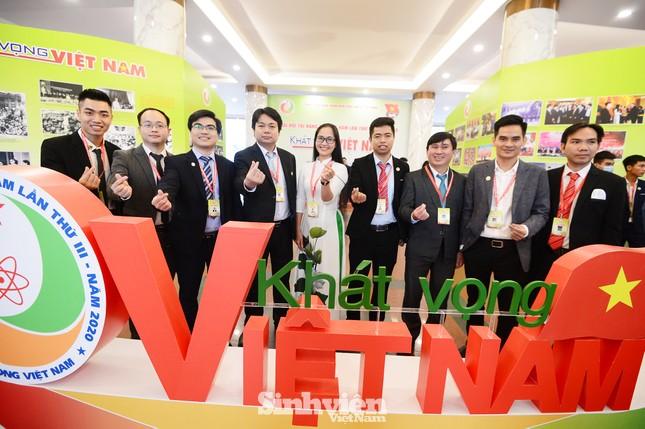 Đại hội Tài năng trẻ Việt Nam lần thứ III, hội tụ 400 đại biểu ảnh 1