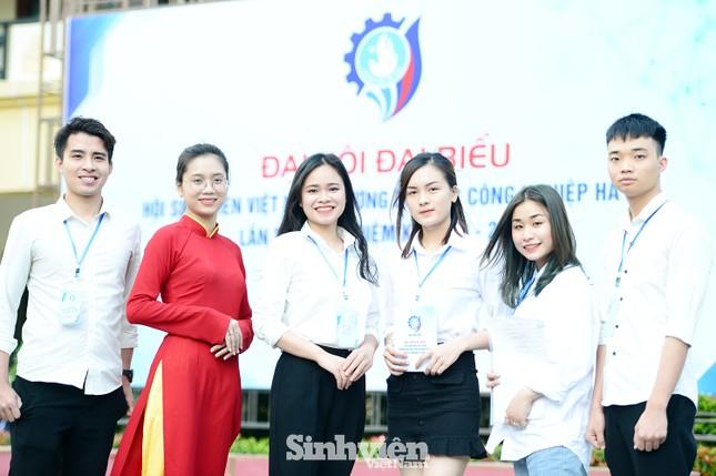 ĐH Công nghiệp Hà Nội có Chủ tịch Hội sinh viên mới ảnh 5