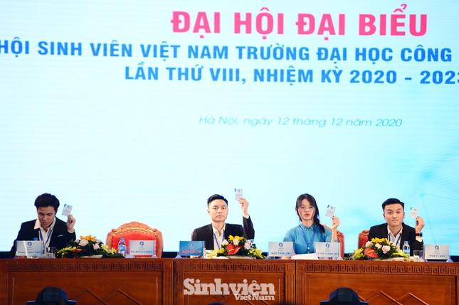 ĐH Công nghiệp Hà Nội có Chủ tịch Hội sinh viên mới ảnh 3