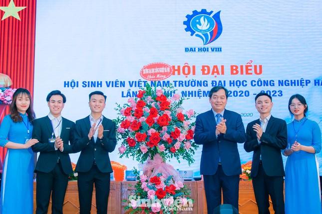ĐH Công nghiệp Hà Nội có Chủ tịch Hội sinh viên mới ảnh 10