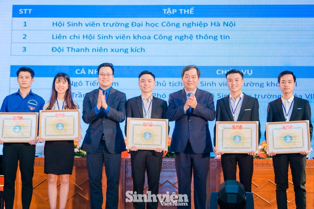 ĐH Công nghiệp Hà Nội có Chủ tịch Hội sinh viên mới ảnh 9
