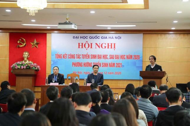 ĐHQG Hà Nội sẽ tổ chức đánh giá năng lực học sinh THPT trong năm 2021 ảnh 1