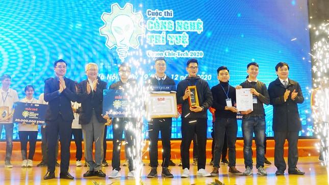 27 đội thi tranh tài tại cuộc thi công nghệ dành cho sinh viên ảnh 1