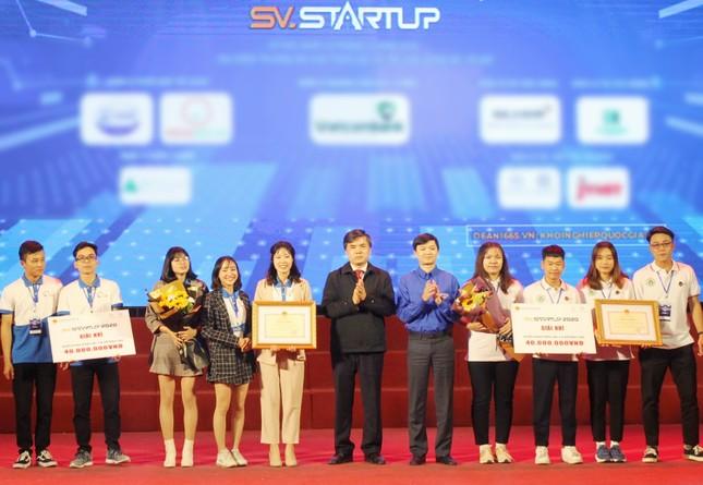 Trao ý tưởng khởi nghiệp xuất sắc nhất cho nhóm học sinh Đắk Lắk ảnh 3