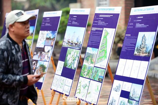 Vinh danh những đồ án tốt nghiệp xuất sắc của sinh viên ngành Kiến trúc và Xây dựng ảnh 3