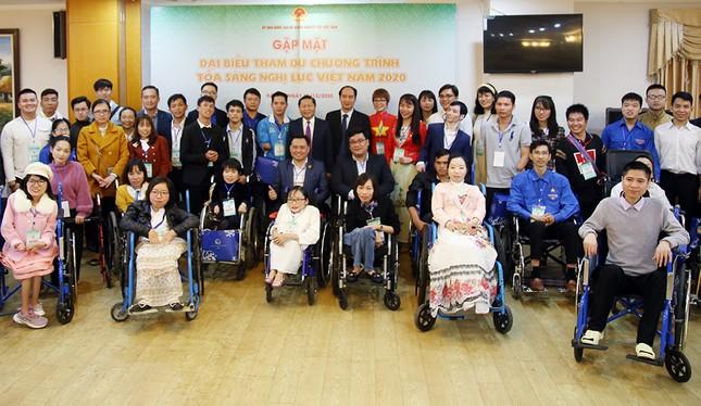 Người khuyết tật vượt qua khó khăn, khẳng định giá trị bản thân ảnh 1