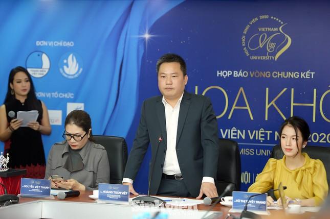 """Dàn thí sinh """"Hoa khôi sinh viên 2020"""" hội tụ tại Hà Nội ảnh 2"""