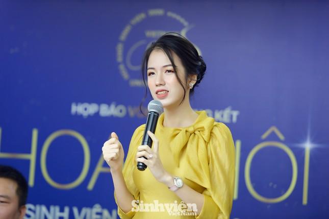 """Dàn thí sinh """"Hoa khôi sinh viên 2020"""" hội tụ tại Hà Nội ảnh 5"""