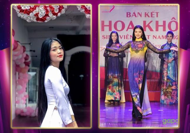 Cuộc thi Hoa khôi sinh viên Việt Nam 2020: Lộ diện những ứng viên sáng giá ảnh 13
