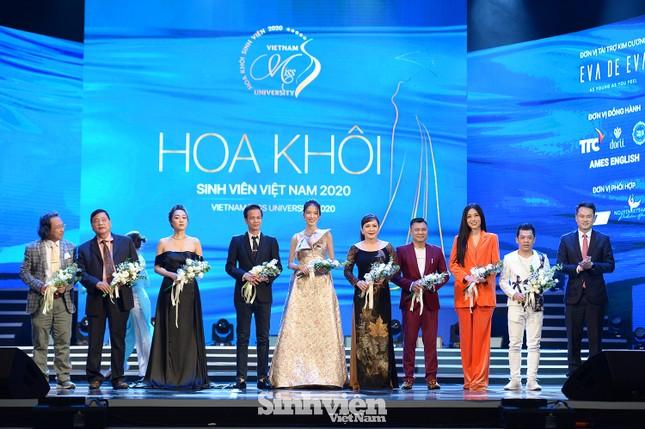 Nữ sinh ĐH Nam Cần Thơ đăng quang Hoa khôi Sinh viên Việt Nam 2020 ảnh 6