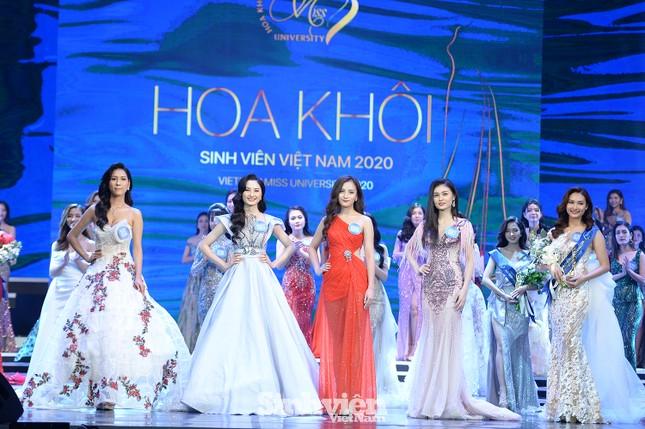 Nữ sinh ĐH Nam Cần Thơ đăng quang Hoa khôi Sinh viên Việt Nam 2020 ảnh 5
