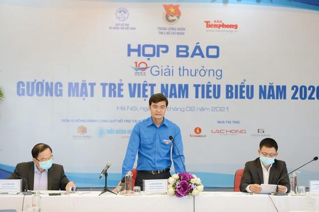 """Bắt đầu bình chọn """"Gương mặt trẻ Việt Nam tiêu biểu"""" 2020 ảnh 1"""