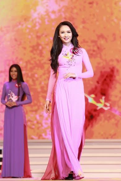 Bật mí trước giờ G đêm chung kết Hoa hậu Hoàn vũ 2015 ảnh 8