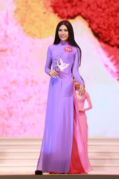 Bật mí trước giờ G đêm chung kết Hoa hậu Hoàn vũ 2015 ảnh 10