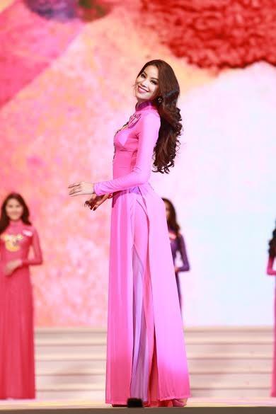 Bật mí trước giờ G đêm chung kết Hoa hậu Hoàn vũ 2015 ảnh 11