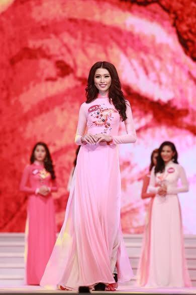 Bật mí trước giờ G đêm chung kết Hoa hậu Hoàn vũ 2015 ảnh 7