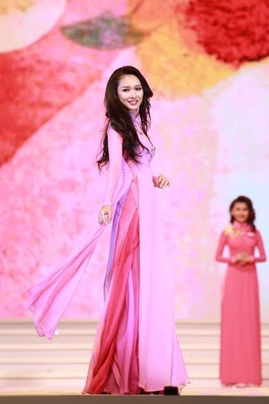 Bật mí trước giờ G đêm chung kết Hoa hậu Hoàn vũ 2015 ảnh 13