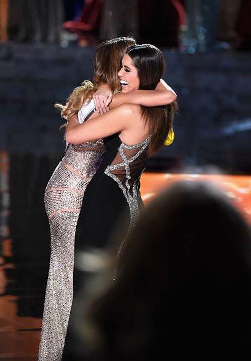 Cựu hoa hậu bức xúc với Ban tổ chức Miss Universe 2015 ảnh 2