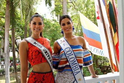 Cựu hoa hậu bức xúc với Ban tổ chức Miss Universe 2015 ảnh 4