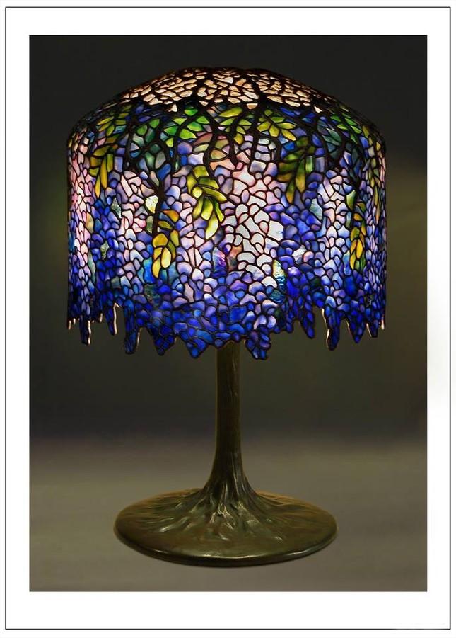 Đèn Tiffany - Thú sưu tầm quý tộc ảnh 4