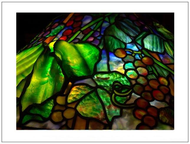 Đèn Tiffany - Thú sưu tầm quý tộc ảnh 3