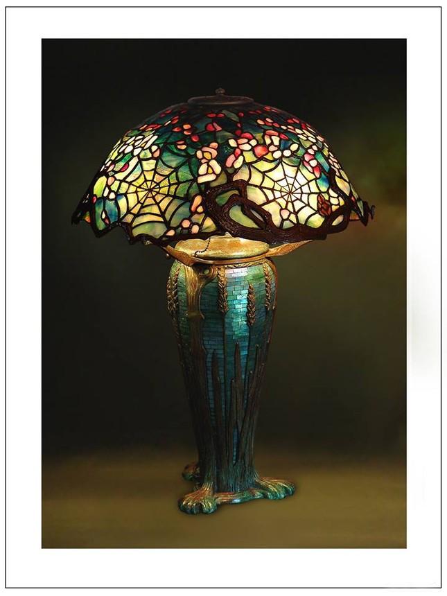 Đèn Tiffany - Thú sưu tầm quý tộc ảnh 2