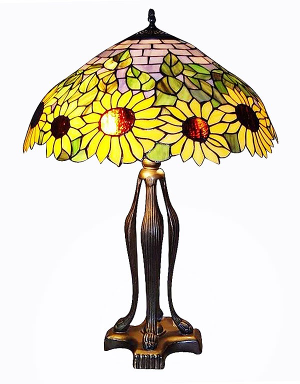 Đèn Tiffany - Thú sưu tầm quý tộc ảnh 8