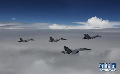 Sân bay quân sự bí mật của Trung Quốc giữa núi tuyết ảnh 6