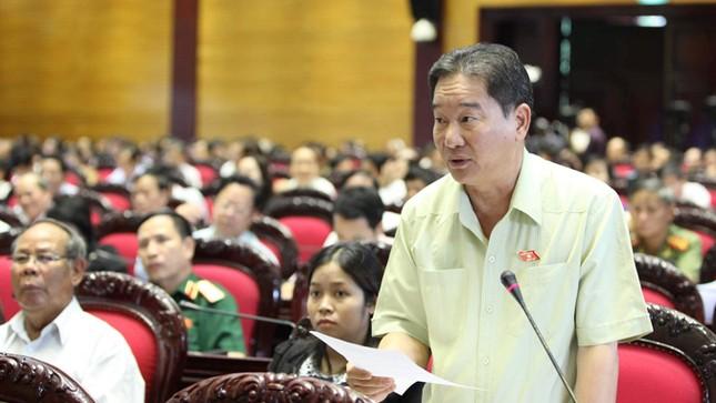 Chất vấn Tổng Thanh tra Chính phủ: Tham nhũng vẫn nhức nhối ảnh 1