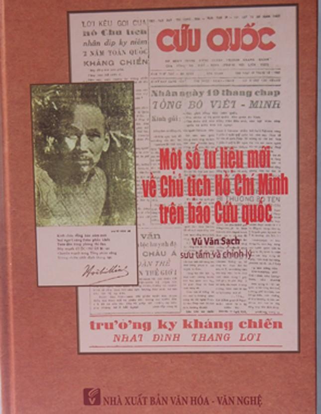 Thêm một tư liệu quý về chủ tịch Hồ Chí Minh ảnh 1
