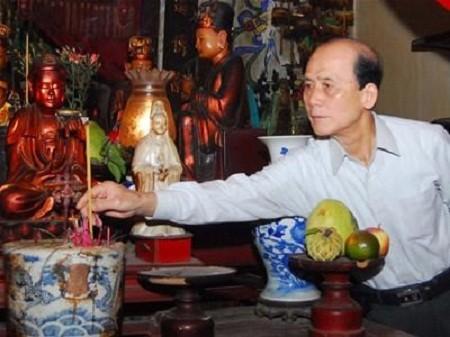 """NSƯT Phạm Bằng: """"Vợ là số một"""" ảnh 1"""