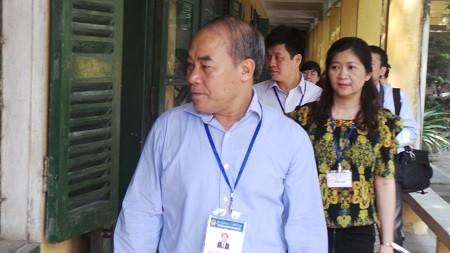 Hà Nội: Hơn 200 thí sinh bỏ thi trong ngày thứ hai ảnh 1