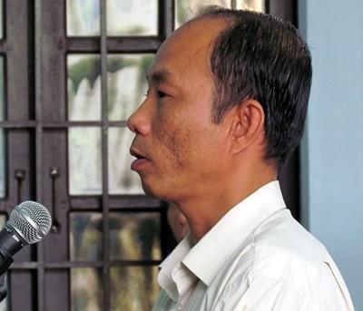 Ăn chặn trầm kỳ: Đề nghị 8 - 9 năm tù nguyên trưởng công an huyện ảnh 1