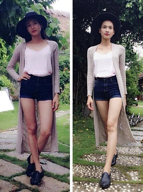 Áo khoác mùa hè sành điệu của sao Việt ảnh 6
