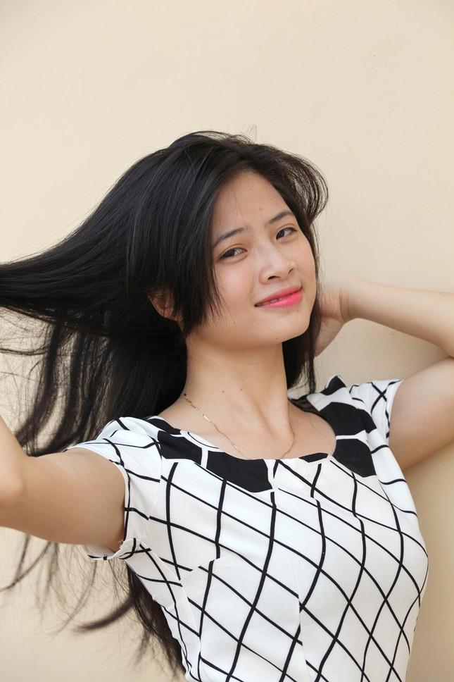 Cô gái Tày dự thi Người đẹp xứ Tuyên ảnh 1