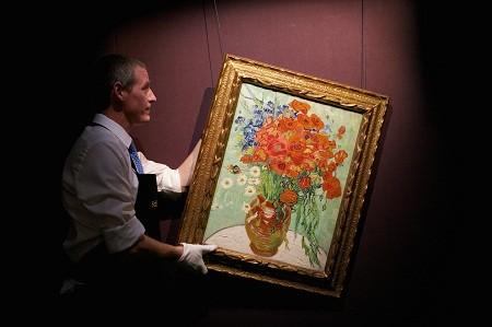 Tranh Van Gogh có giá hơn… 1 nghìn tỉ đồng ảnh 2