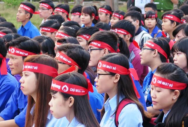 Gần 1.000 người tham gia Chủ Nhật Đỏ ở Cần Thơ ảnh 2