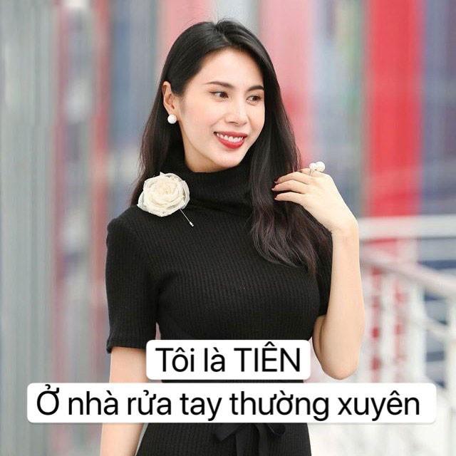 Sao Việt hào hứng theo trend 'ở nhà': 'Tôi là Tự Long, ở nhà cho nước nó trong' ảnh 14