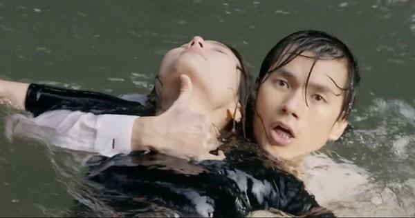 Diễm My 9x bật mí bất ngờ về cảnh quay đuối nước trong 'Tình yêu và tham vọng' ảnh 1