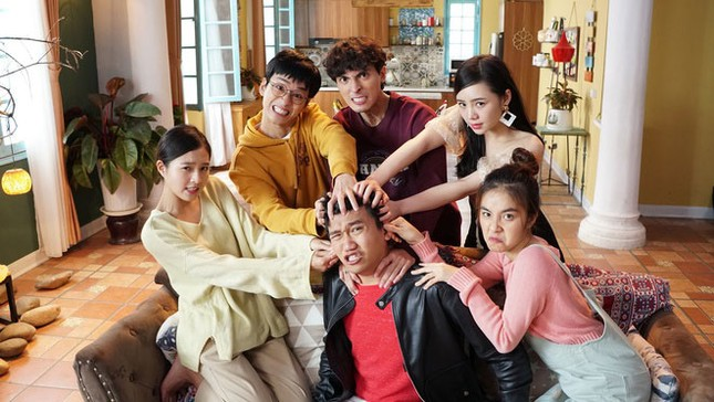Từ Ngạn 'Mắt biếc' đến Nhân 'Nhà trọ Balanha', diễn viên Trần Nghĩa chờ vai điên loạn ảnh 3