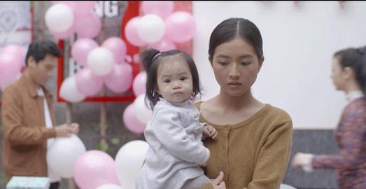 Diễn viên Bích Ngọc tiết lộ về quá trình làm mẹ của 5 em bé trong 'Nhà trọ Balanha' ảnh 1
