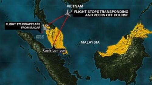 TRỰC TIẾP: Malaysia từng thấy vật thể bay ở Malacca ảnh 4