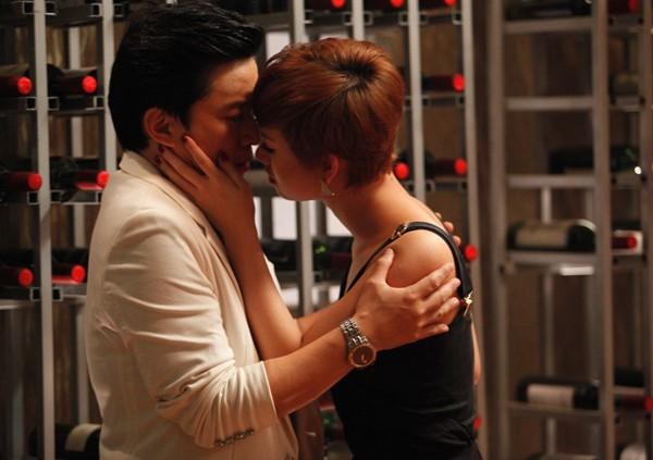Trà My Idol đắm đuối hôn Lam Trường ảnh 4