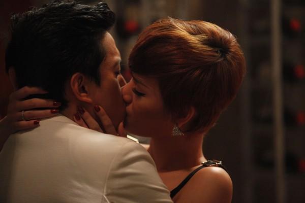 Trà My Idol đắm đuối hôn Lam Trường ảnh 7